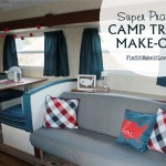 Camp Trailer Makeover