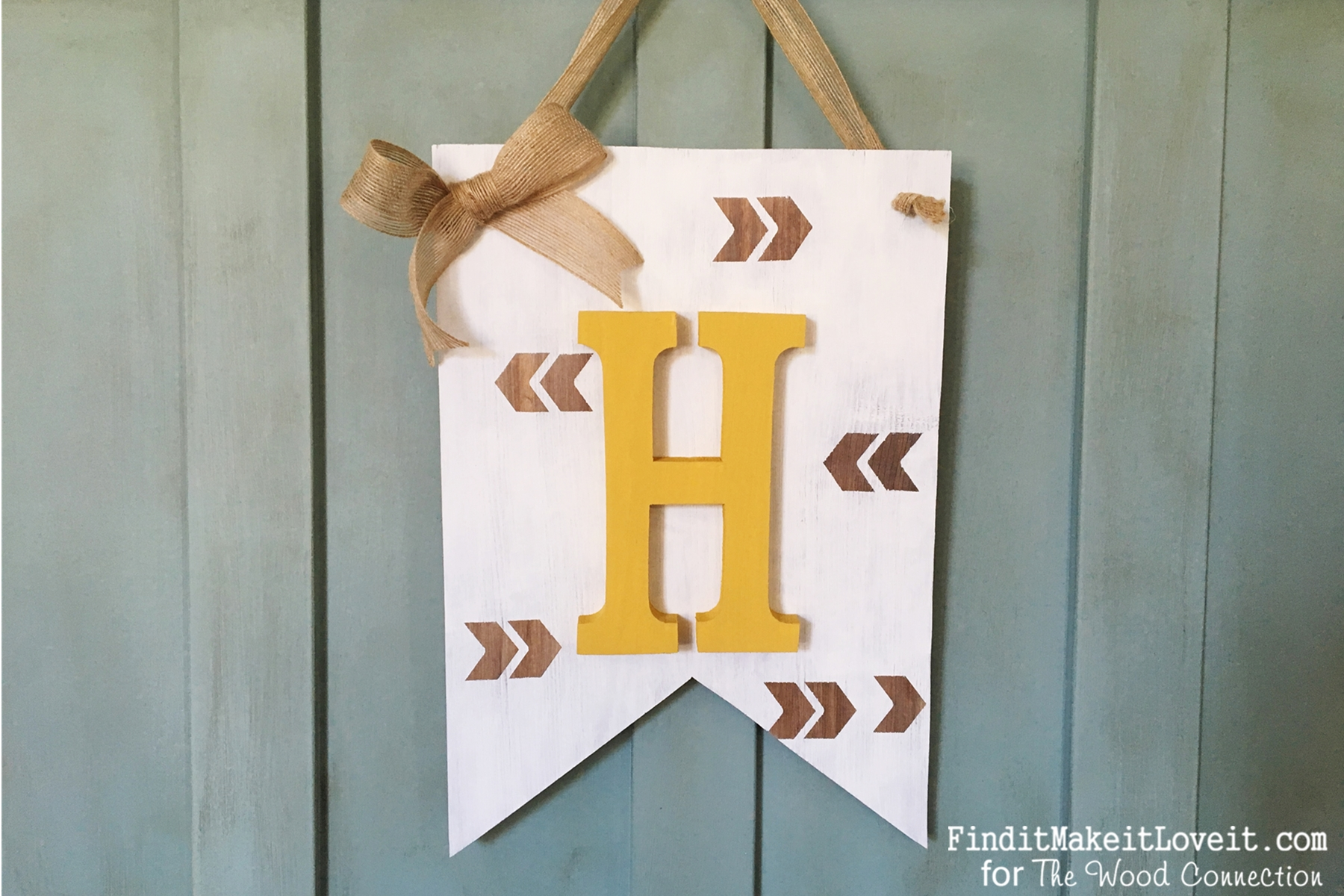 Monogram Door Hang (5)